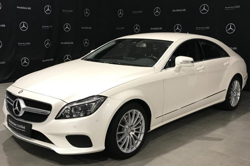 Мерседес CLS250-4matic